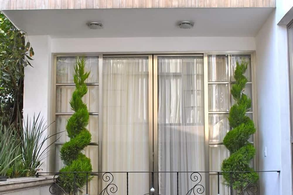 Suite Business - Balcone