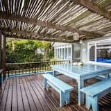 Classic-huvila, 3 makuuhuonetta - Terassi/patio