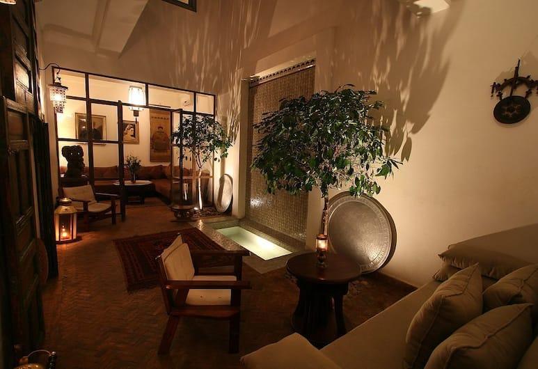Riad Dar Thania, Marrakesch, Lobby-Lounge