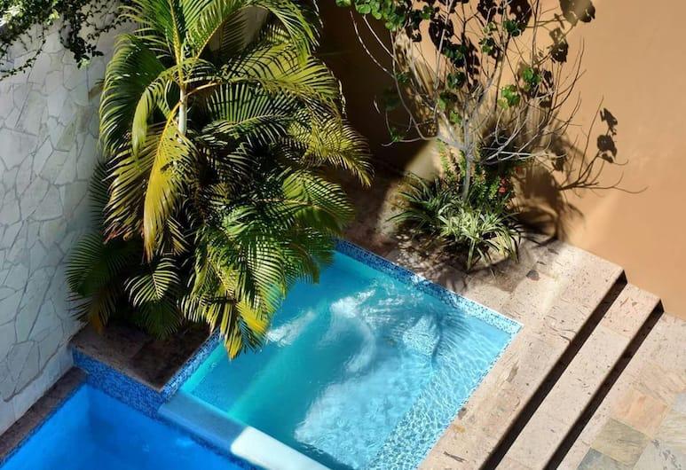 Blaze Hotel & Suite Vallarta, Пуэрто-Вальярта, Открытый бассейн