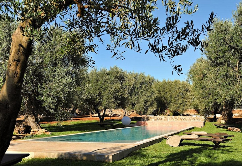 Masseria PiccaPicca, Morciano di Leuca, Piscina al aire libre