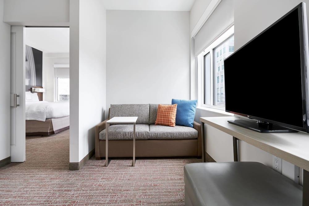 套房, 1 間臥室, 非吸煙房 - 客房