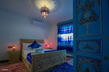 Picture of Puerta Azul in Chefchaouen