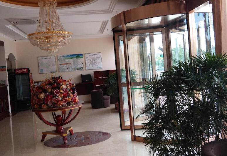 Greentree Inn Beijing Fangshan Liangxiang Kaixuan, Fangshan