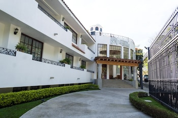 Gambar Hotel Las Puertas de Tepoztlan di Tepoztlan