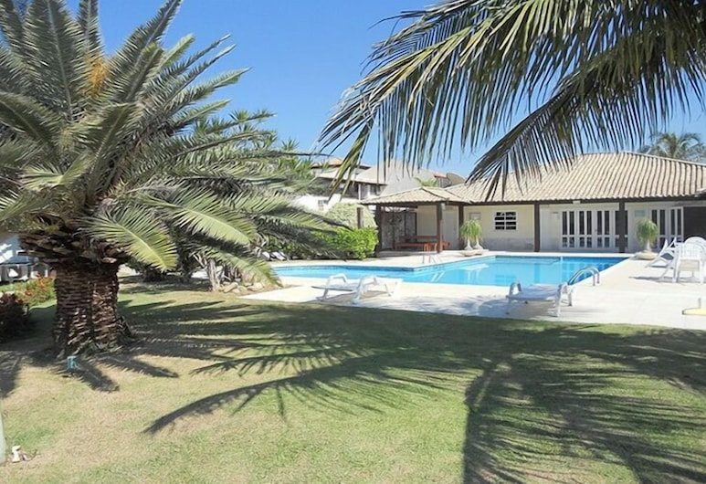 Casa na Beira da Praia de Geribá, Buzios