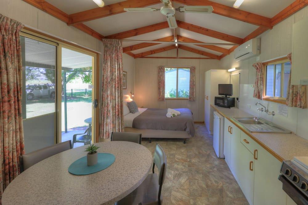 Cabaña, baño privado - Servicio de comidas en la habitación