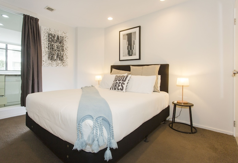 TOWNY - Central Character Apartment - 2 Bedrooms, Auckland, City Apartment, 2 Bedrooms, Room