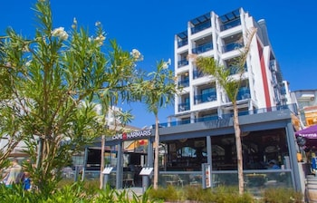 Marmaris bölgesindeki Marmaris Beach Hotel resmi