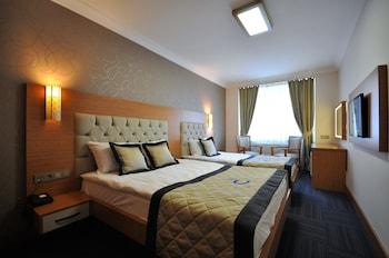 Ankara bölgesindeki Double Comfort Hotel resmi