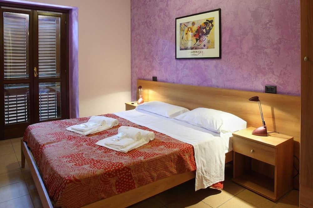 ห้องดับเบิล (French bed) - ห้องพัก