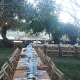 Açık Havada Yemek