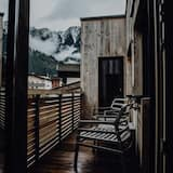 Deluxe Apartment, 3 Bedrooms, Mountain View, Mountainside - Balcony
