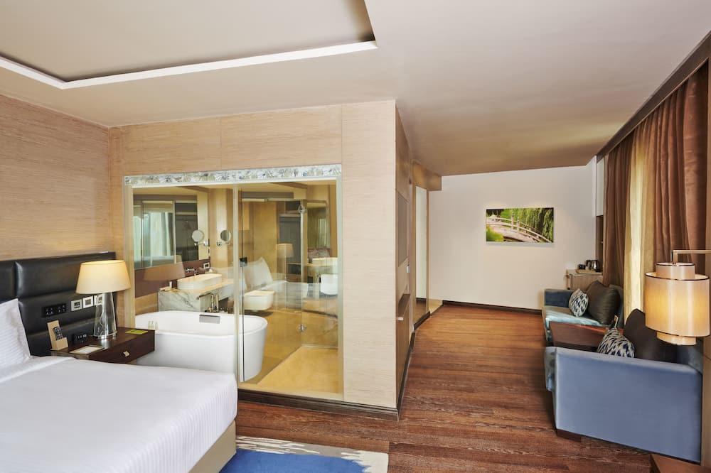 Phòng Suite Junior, 1 phòng ngủ, Không hút thuốc - Khu phòng khách