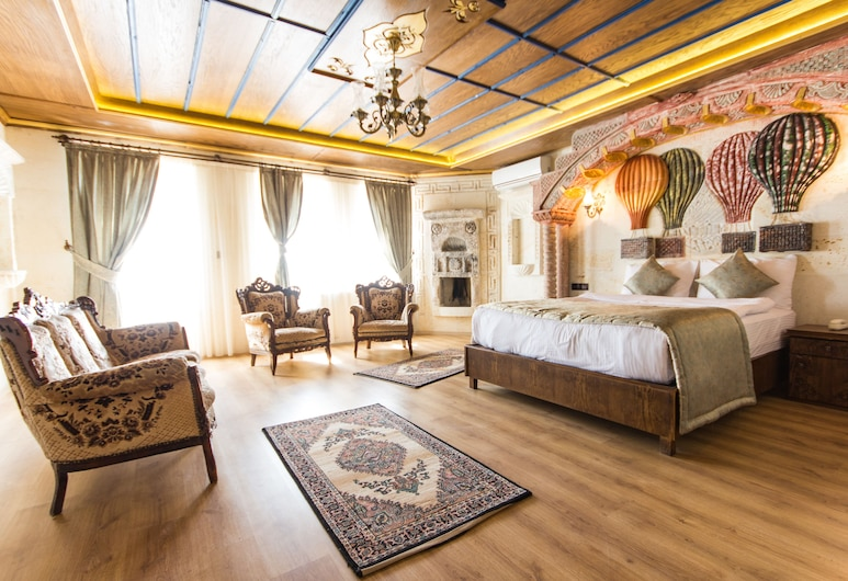 Empire Cave Hotel, Nevsehir, Family Suite, 2 Bedrooms, Balcony, Guest Room