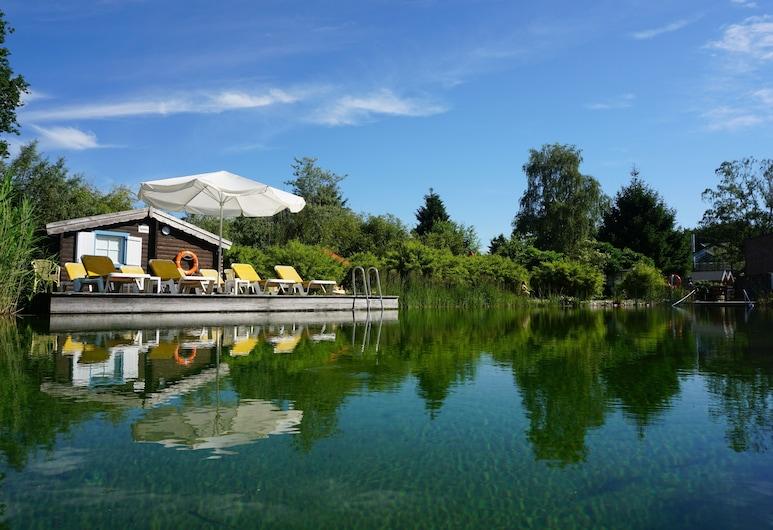 Jammertal Resort, Datteln, Sjö