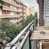Standard Apartment, 3 Bedrooms, Balcony - Balcony
