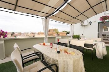 Rzym — zdjęcie hotelu La Duchessa a Roma