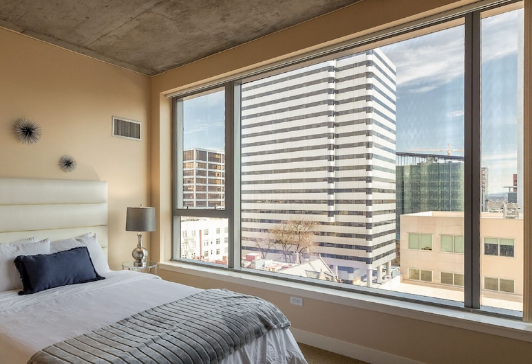 Central Downtown Condos by Barsala, Portland, Business-Apartment, 2Schlafzimmer, Zimmer