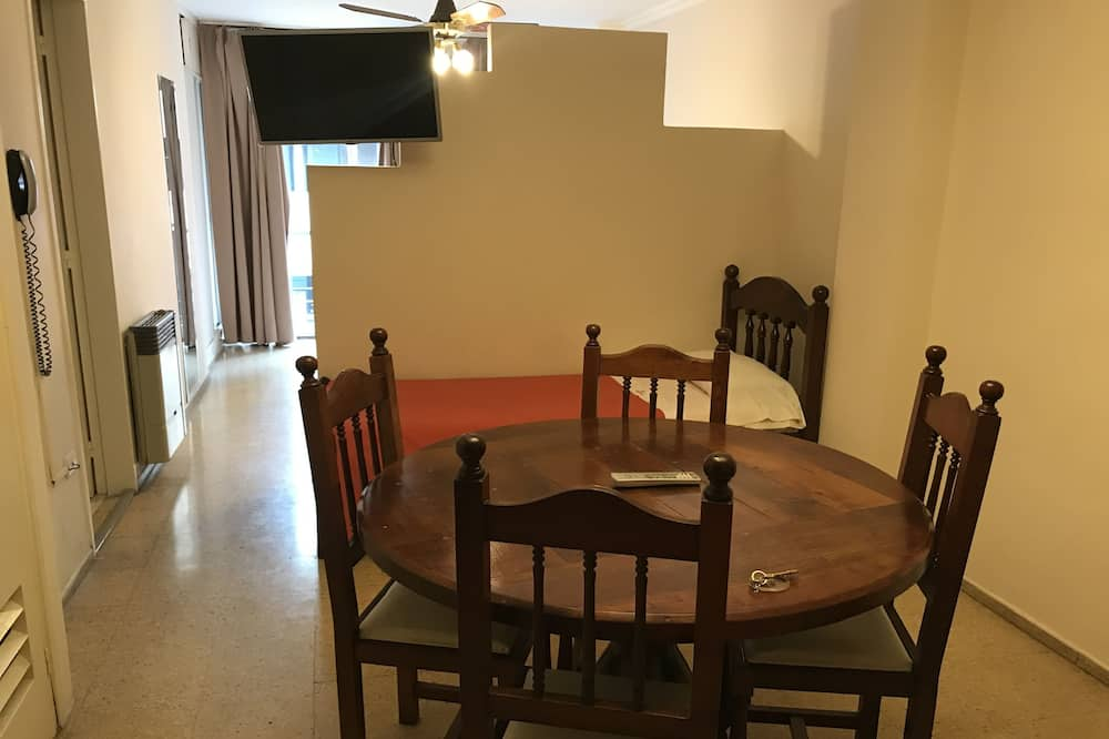 Standard Apartment, Kitchenette (2 people) - Living Area