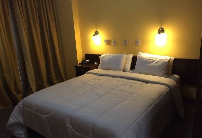 Manduvira Hotel Plaza, Asunción, Guest Room