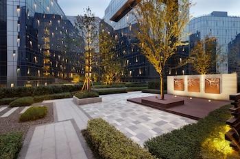 在上海的上海虹桥商务区凯悦嘉寓酒店照片