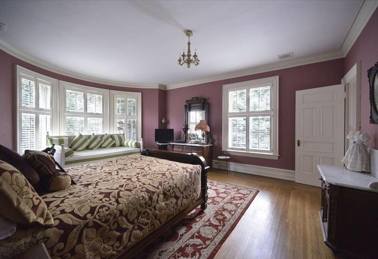 The Peter Herdic Inn, Williamsport, Room 3 - Rose Room, Soba za goste