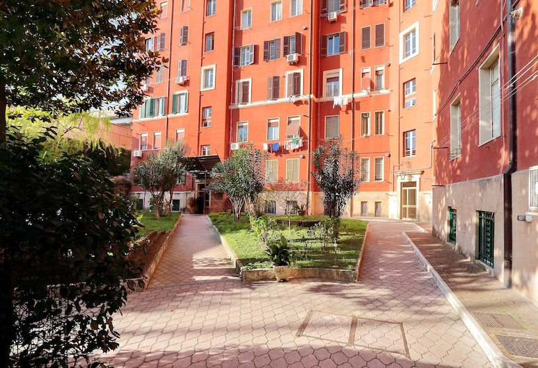 Authentic Family Apartment, Rome, Terrein van accommodatie