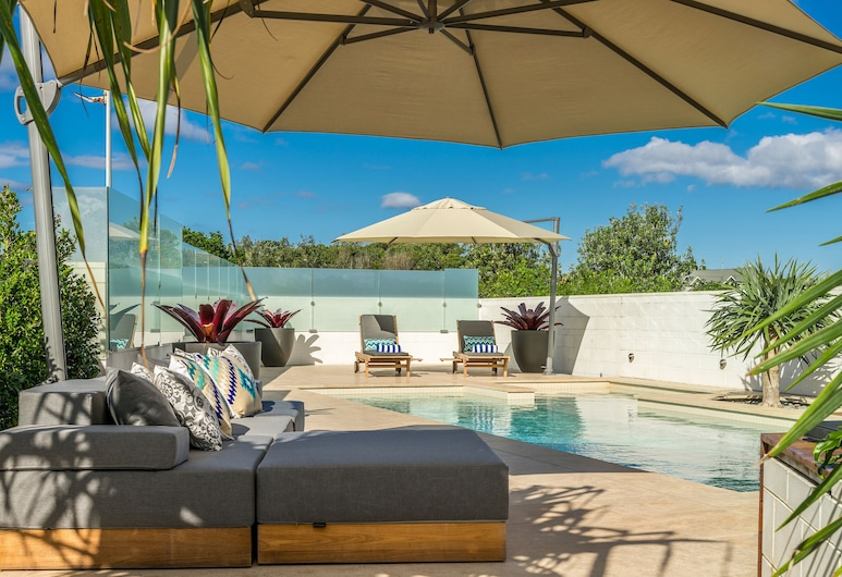 Bluewater House, Byron Bay, Outdoor Pool