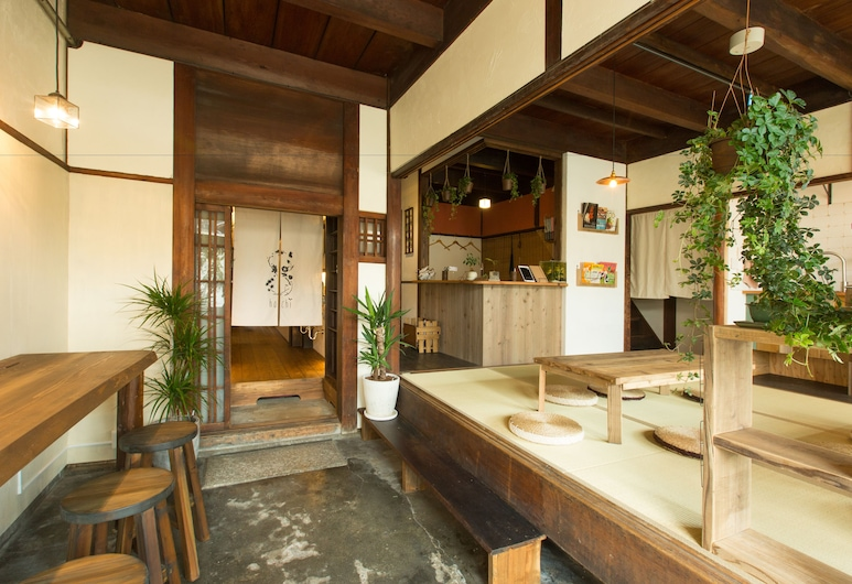 Guest House hachi - Hostel, Kyoto, Lobby