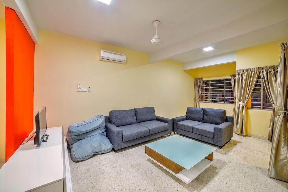 Hus - 4 soveværelser (Double Storey) - Stue