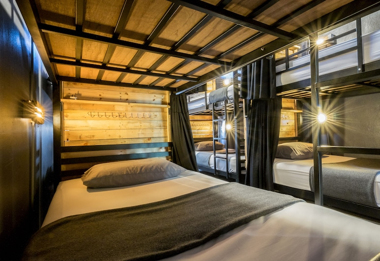 アセンブリー ホステル, バンコク, Mix Dormitory, 部屋