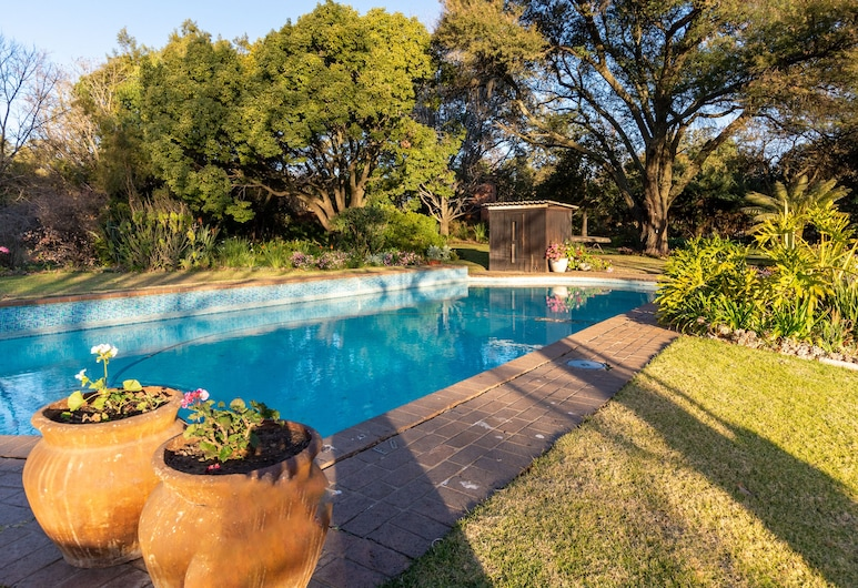 Aberfeldy Bed and Breakfast, Midrand, Ulkouima-allas