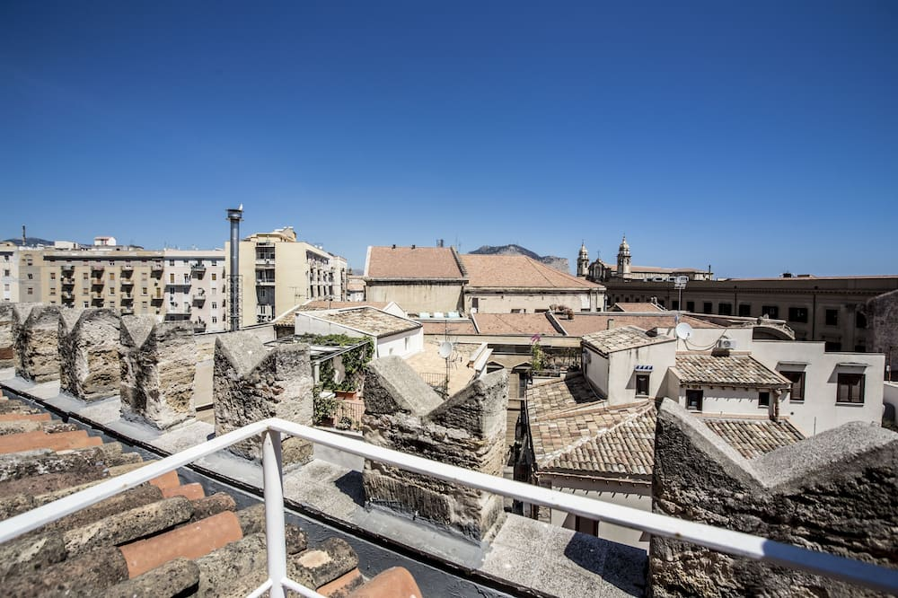 Doppia Economy, 1 letto queen, vista città - Vista città