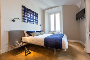 Picture of Palazzo Baj Guest House in Trastevere in Rome