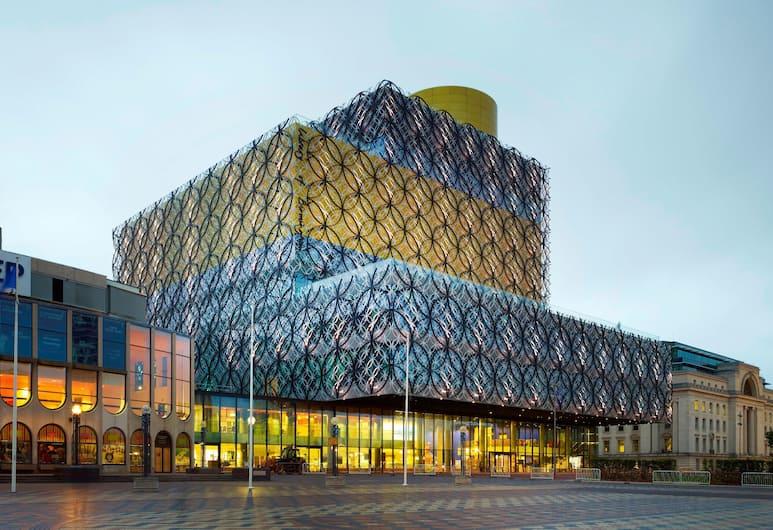The Class Place, Birmingham, Exteriér