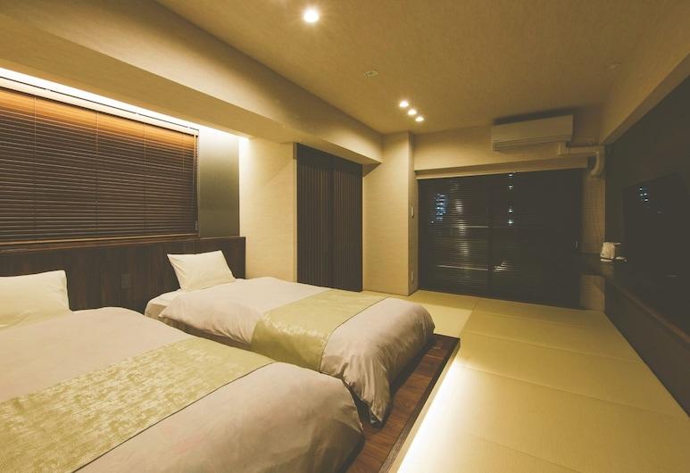 Montan Hakata, Fukuoka, Dvojlôžková izba typu Superior, Hosťovská izba