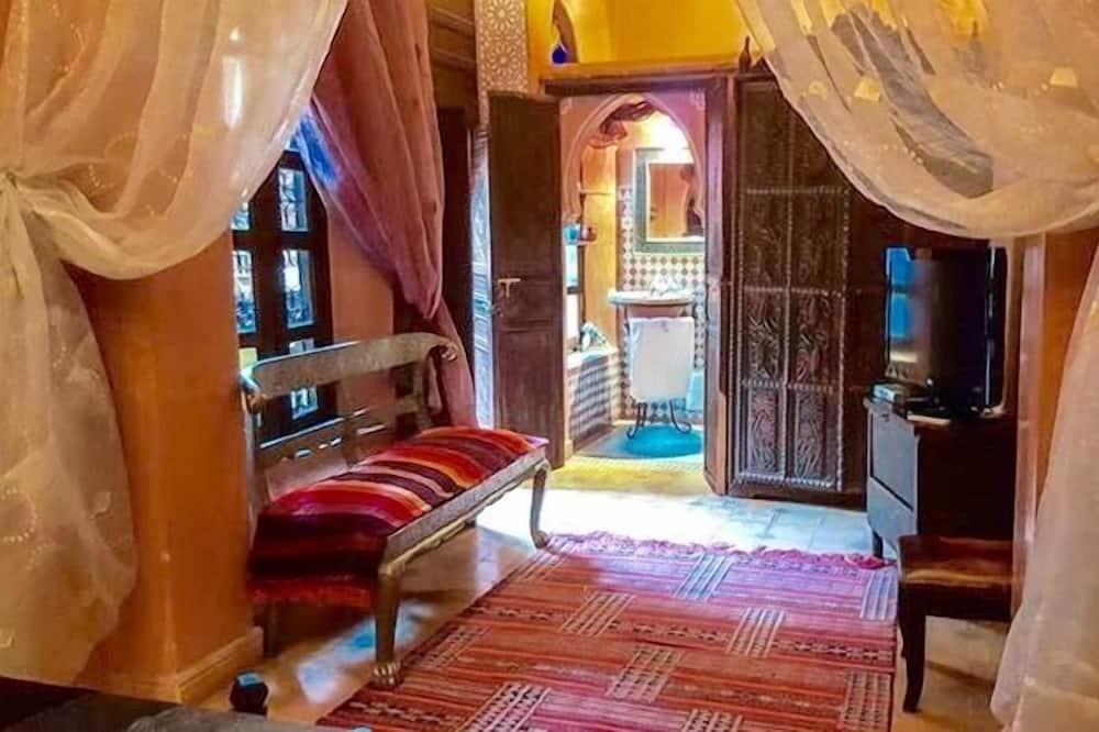 Habitación doble (Ambre) - Sala de estar