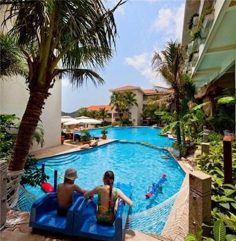 三亞三亞嘉賓國際酒店的圖片
