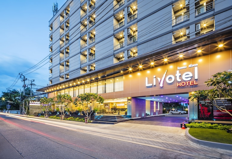 Livotel Hotel Hua Mak Bangkok, Bangkok