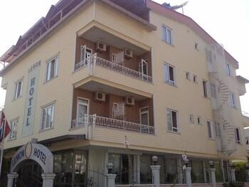 Antalya bölgesindeki Lemon Hotel resmi