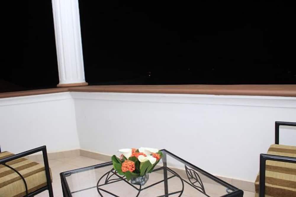 Comfort-værelse - balkon - Altan