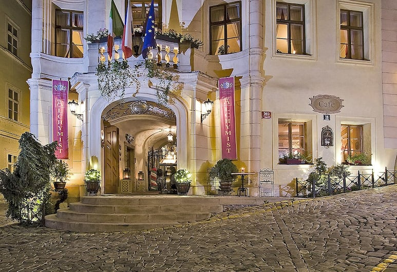 Alchymist Grand Hotel & Spa, Praga