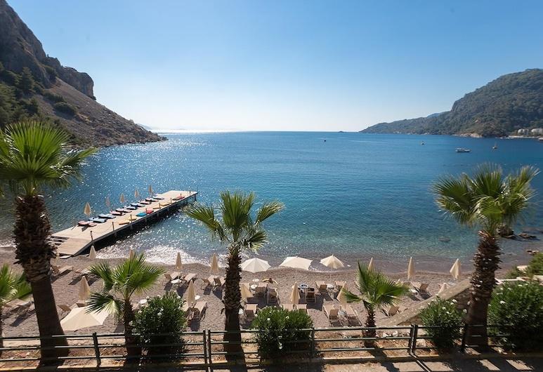 Mavi Deniz Otel - All Inclusive, Μαρμαράς, Παραλία