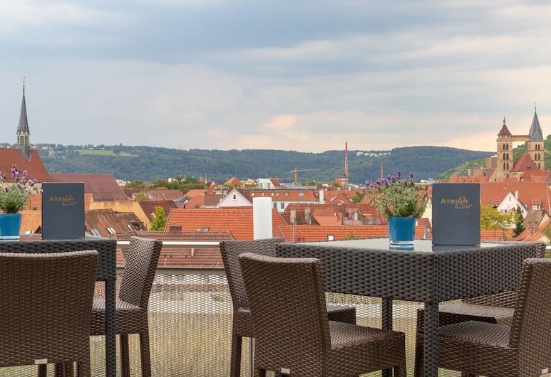 Hotel Park Consul Esslingen, Eßlingen, Terrace/Patio