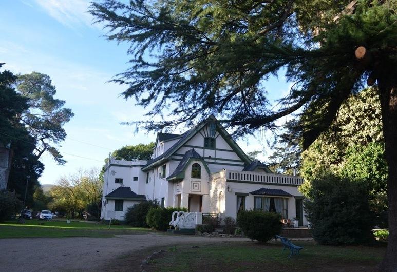 Pillahuinco Parque Hotel, Villa La Arcadia, Entrée de l'hôtel
