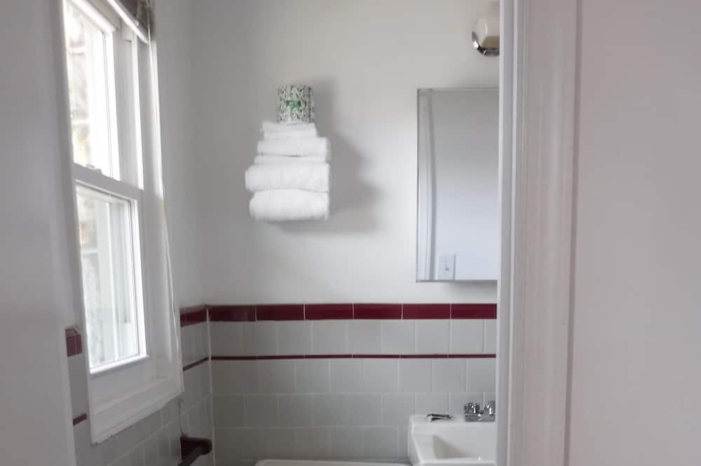 Habitación, 1 cama Queen size, para no fumadores - Baño