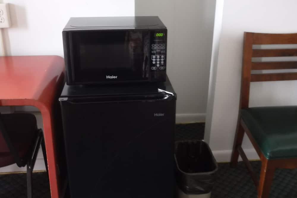 Habitación, 2 camas dobles, para no fumadores - Minirefrigerador