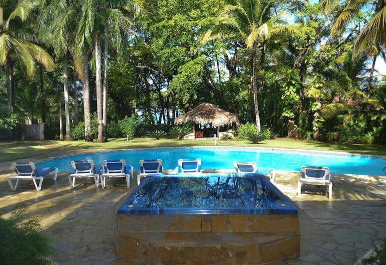 Oceania five Bedrooms Suite, Cabarete, Εξωτερική πισίνα