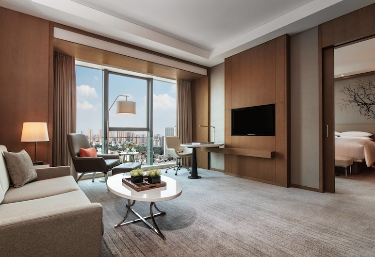 Courtyard by Marriott Changsha South, Changsha, Guest Room
